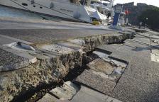 Dos turistes morts i més d'un centenar de ferits per un terratrèmol a l'illa grega de Kos