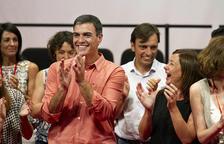 Els sanchistes, residuals al congrés del PSOE andalús