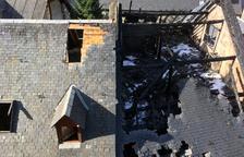 El club nocturn incendiat a Vielha pateix importants danys estructurals
