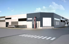 Distform invierte cuatro millones en una nueva fábrica en Torrefarrera