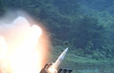 Corea del Nord llança un nou míssil cap a aigües japoneses
