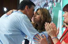 Díaz adverteix Sánchez que no el faci elegir entre PSOE i Andalusia