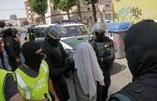 Detenido un vecino de Vilanova de la Barca acusado de terrorismo yihadista