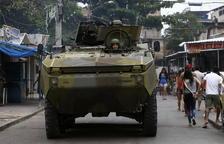 Ofensiva militar en favelas de Río de Janeiro