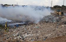 Un foc arrasa 15 ha de vegetació forestal i agrícola a Artesa de Segre