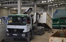 Andorra recibe 500 toneladas al mes de basura de Lleida