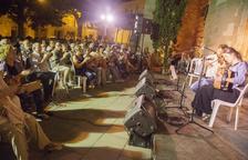 Vilagrassa reuneix 500 persones en la 17 Nit de l'Acordió