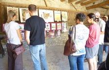 Salàs espera a más de 2.000 personas en su XXVII Fira d'Art