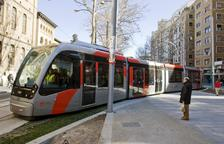 Mor un home atropellat pel tramvia a Saragossa