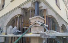 Peramola refuerza su ayuntamiento tras ceder un pilar