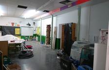 Redistribueixen l'espai a l'escola de Llavorsí