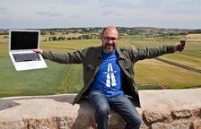 """Josep Maria Ganyet: """"Amb les xarxes tenim molt poder i un gran poder comporta una gran responsabilitat"""""""