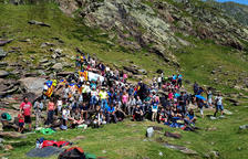 La trobada transfronterera de Tavascan reuneix 200 persones