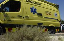 Tres heridos en un choque entre dos vehículos en el Poal