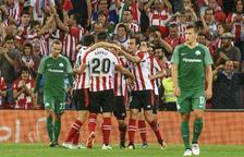El Athletic vuelve a ganar y estará en la fase de grupos