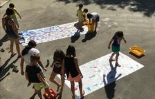 Lles busca famílies per evitar el tancament de l'escola