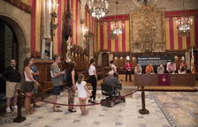 Carles Puigdemont acusa Rajoy d'ús polític de la seguretat i de tenir altres prioritats