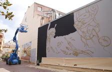 Arte urbano en Torrefarrera