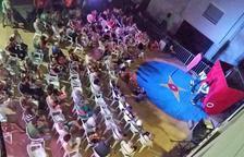 Més d'un miler d'espectadors en el cinquè cicle cultural 'Castellserà de nit'