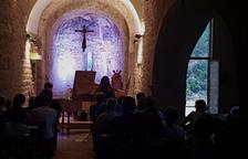 La col·legiata de Castell de Mur acull l'últim recital del Festival dels Pirineus