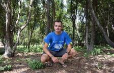 Un joven de 21 años de Tremp recorre las islas Canarias en un proyecto solidario