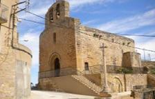 Obres per consolidar i millorar accessos al temple de Torrebesses