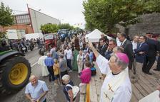 Seis mil peregrinos en Sant