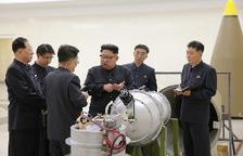 Pyongyang diu que ha provat amb èxit una bomba d'Hidrògen