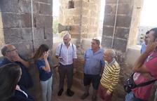 Vilagrassa converteix en visitable el campanar després de restaurar-lo