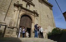 El bisbe afirma que tècnics i veïns decidiran sobre l'escultura de l'església de Benavent