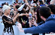 Helen Mirren brilla y emociona en Venecia con 'The Leisure Seeker'