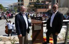 Soses estrena la nueva plaza Montull tras invertir 165.000 euros