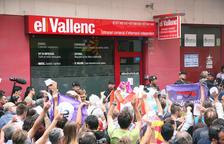 """La Guardia Civil registra el """"El Vallenc"""" e imputa tres delitos a su director"""