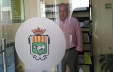 Les Borges canvia la corona de l'escut per una muralla