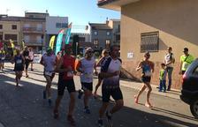 Ricard Pastó y Eva Ribalta ganan la Cursa de la Diada