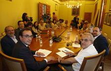 El Govern anuncia la desviació obligatòria dels camions a l'AP-2 de Montblanc a les Borges