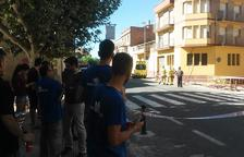 Sis persones desallotjades per una fuita de gas a Albatàrrec