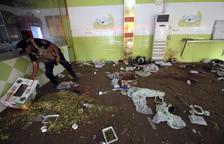 Un ataque terrorista con una bomba casera deja 29 heridos en el metro de Londres