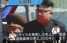 Corea del Nord reacciona a les sancions llançant un nou míssil