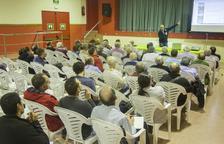 Ametlles Vicens constata l'interès de pagesos a posar ametllers a l'Urgell