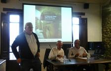 Presentan en Salàs un libro sobre la viticultura del Pallars