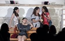 Cametes Teatre, en el Cua d'Estiu de Fondarella