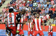 El Sevilla s'emporta el triomf de Girona gràcies a un gol de Luis Muriel