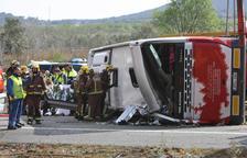 Archivan la causa por el accidente de Freginals con 13 muertos