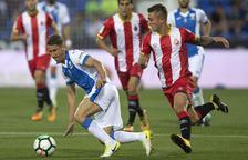 El Girona s'endú un punt de Leganés