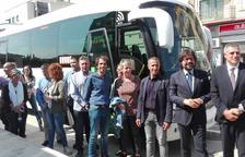 Les Borges, amb bus exprés a l'inici del 2018 i Almacelles, a l'estiu