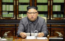 """Kim Jong-un promet """"domesticar amb foc aquest vell xaruc"""" de Trump"""