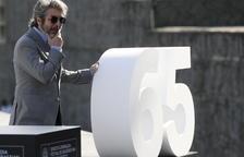 Ricardo Darín recibe el premio honorífico en el Festival de San Sebastián