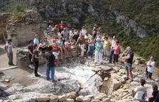 Artesa compra la muntanya d'Antona i potenciarà visites als jaciments