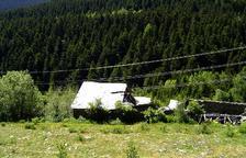 Alt Àneu tramita obrir un hotel rural de luxe de deu habitacions a Bonabé
